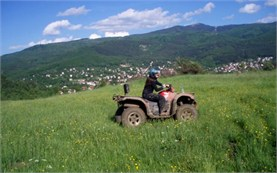 ATV hire in Sofia