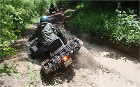 ATV-QUAD tours in Bulgaria