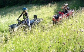 ATV rental and quad hire in Sofia