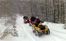 ATV rental in Bansko