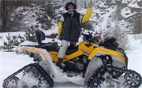 ATV rentals in Borovets - Bulgaria