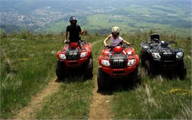 ATV rentals in Borovets