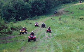 ATV team building in Borovets resort