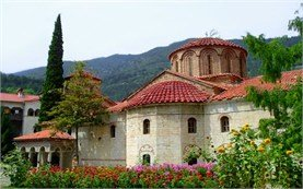 Бачково монастырь