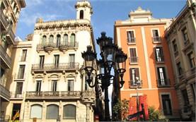Барселона - Ла Рамбла