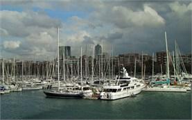 Барселона - яхтено пристанище