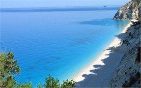Beach landscape - free ecard