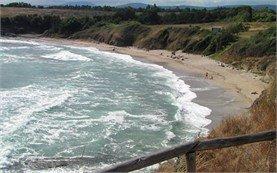 Пляж Китен  - Черное море