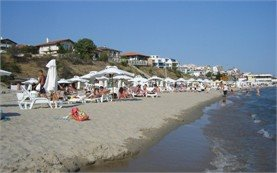 Beach of St Vlas
