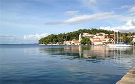 Beautiful town of Cavtat near Dubrovnik