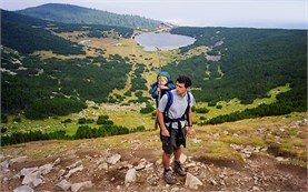 Безбог езеро - Пирин