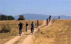 Велосипедные приключения в Болгарии