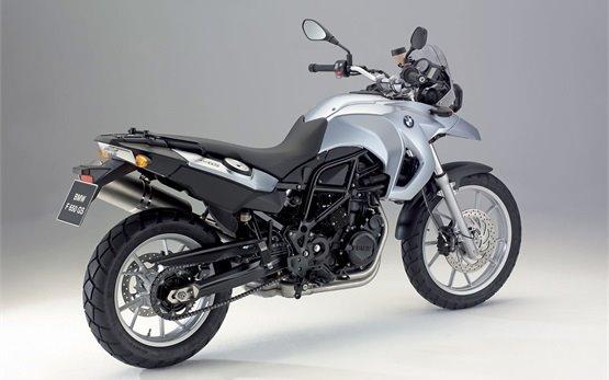 2008 BMW 650 GS прокат мотоцикла Хорватия