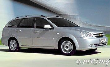 2006 Chevrolet Lacetti SW