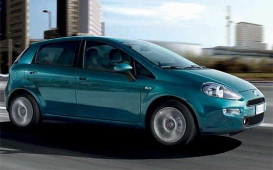 2013 Fiat Grande Punto