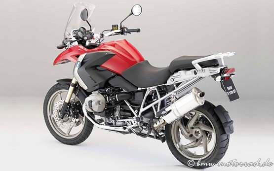 2007 BMW R 1200 GS - alquiler de motos en Rumania