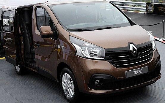 2014 Renault Trafic 8+1
