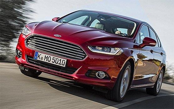 2016 Ford Mondeo AUTO