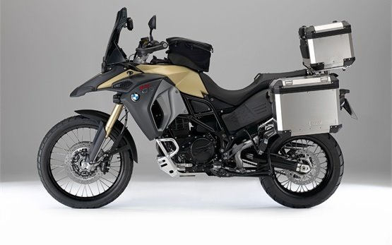 2012 BMW F800 GS rent a motorbike in Athens