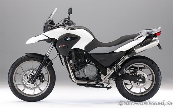 2012 БМВ G 650 GS - мотоциклов напрокат Германии