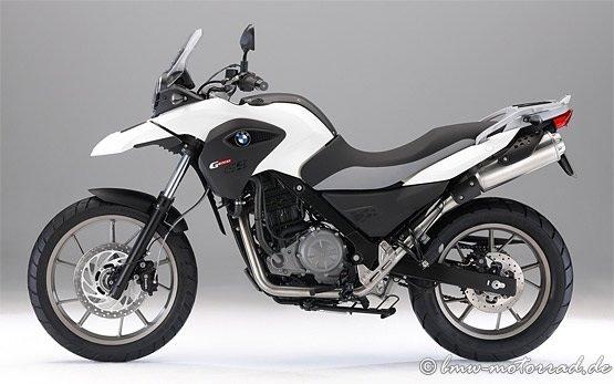 2012 БМВ G 650 GS ABS - аренда мотоцикла Крит