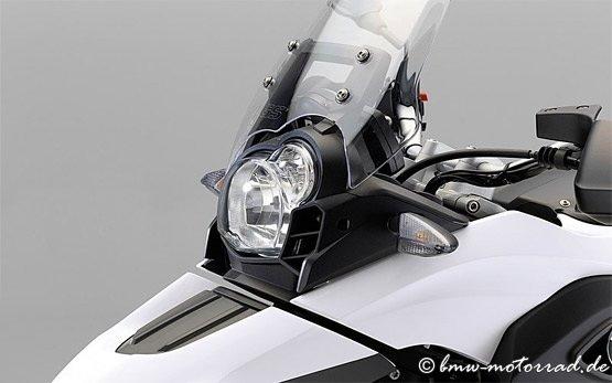 2012 БМВ G 650 GS ABS - мотоцикл напрокат Ханья, Ираклион, Крит