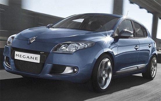 2012 Renault Megane Hatchback