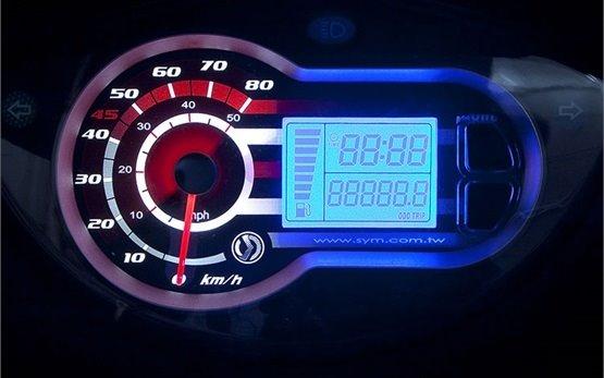 2012 СИМ Симфони 150cc - наем на скутер в Гърция