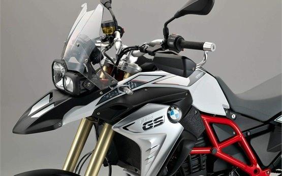 BMW F800 GS - Motorradvermietung Italien
