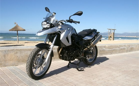 2008 Bmw F 650 Gs 68hp Motorrad Verleih In Palma De Mallorca Spanien