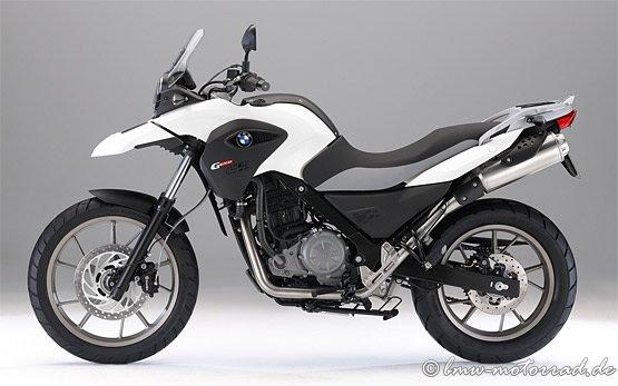 2012 БМВ G 650 GS - мотоцикл напрокат в Клуж-Напока