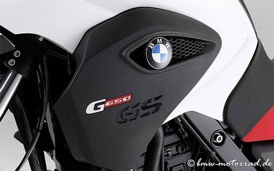 2013 BMW G 650 GS - alquiler de motocicletas