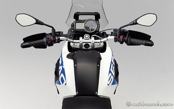 2013 BMW G 650 GS SERTAO - alquiler de motocicletas en Bulgaria