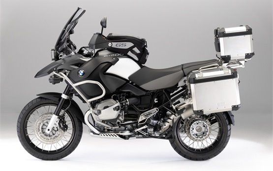 2011 Bmw R 1200 Gs Adventure L Motorbike Rental In Bergamo