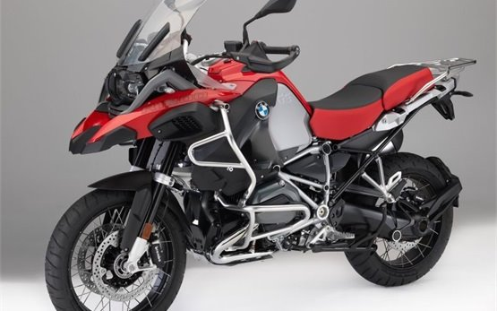 BMW R 1200 GS Adventure - прокат мотоциклов в Барселоне