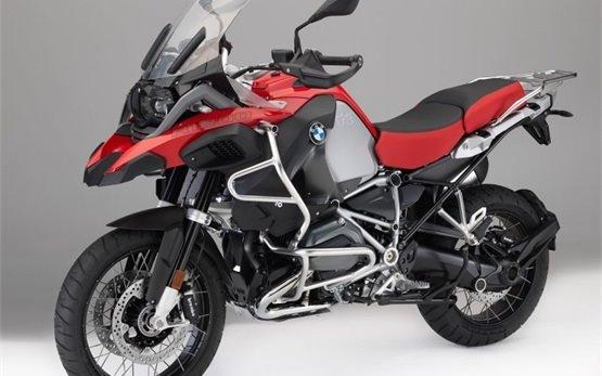 2018 Bmw R 1200 Gs Adventure 125hp Motorbike Rental In