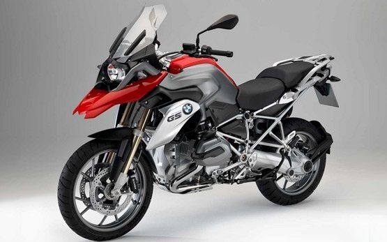 BMW R 1200 GS - rent a motorbike in Madrid