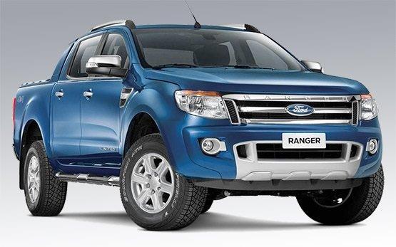 2013 Ford Ranger 2.5 D