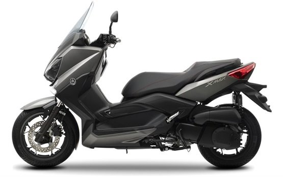 2016 yamaha x max 250cc scooter rental in istanbul turkey for Yamaha water scooter