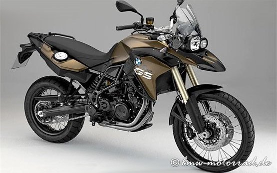 2014 BMW F800 GS - bike for rent in Turkey