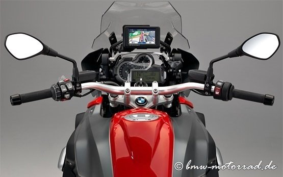 2014 БМВ R 1200 GS - прокат мотоциклов в Италии