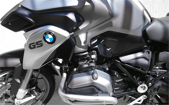 2015 BMW R 1200 GS - Motorradverleih Bulgarien