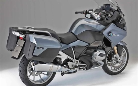 BMW R 1200 RT - rent a bike in Nice