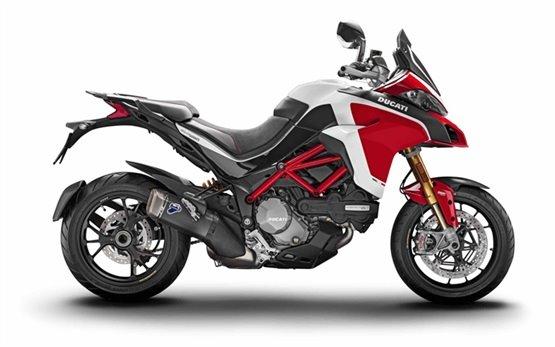 Ducati Multistrada - alquilar una motocicleta en Milan