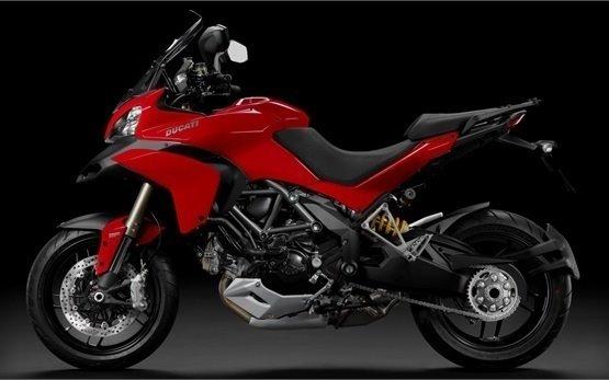 Дукати Мультистрада - аренда мотоциклов в Ницце