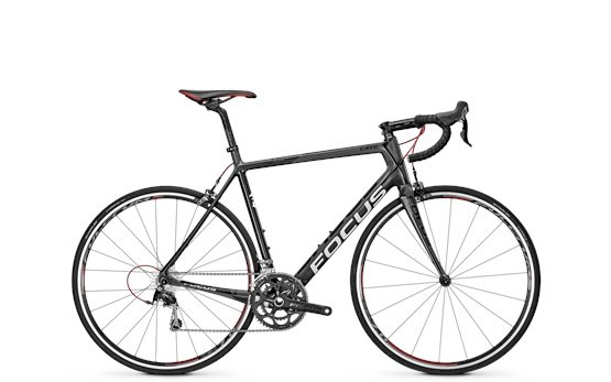 2014 FOCUS CAYO EVO 4.0 - road bicycle for rent in Barcelona
