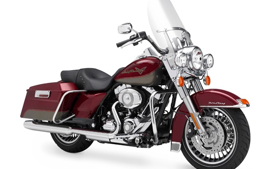 Harley-Davidson Road King - hire motorcycle Croatia