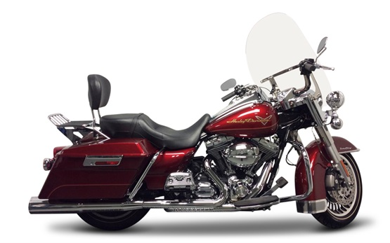 Harley-Davidson Road King - rent a bike Zagreb