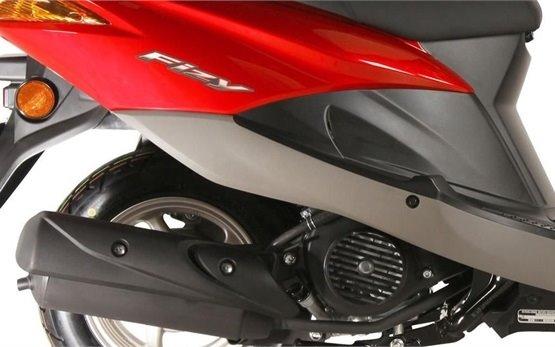 2014 Хонда Физи 125 - аренда скутера - Бодрум