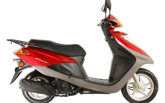 2014 Хонда Физи 125 -  прокат скутеров в Бодрум